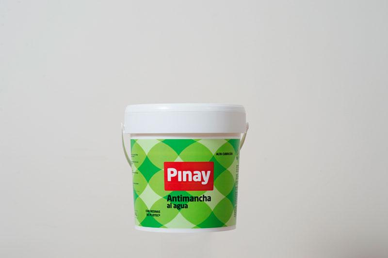 Pinturas pinay productos al agua - Pinturas al agua ...