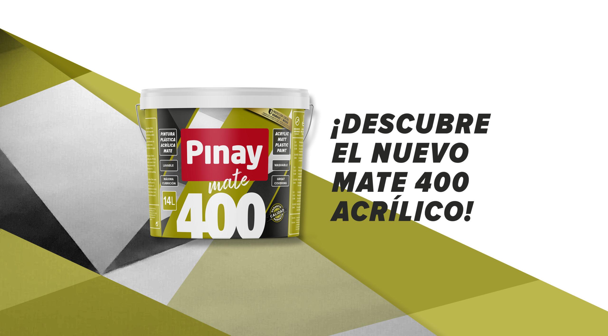 Mate 400
